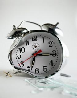 smash clock
